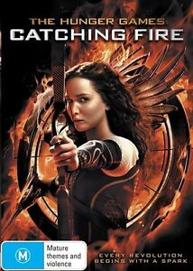 The-Hunger-Games-2-Catching-Fire-Jennifer-Lawrence-DVD-R4-NEW-SEALED