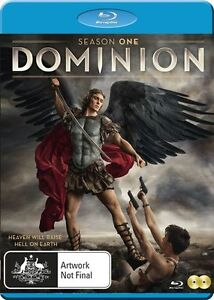 Dominion: Season 1 NEW B Region Blu Ray