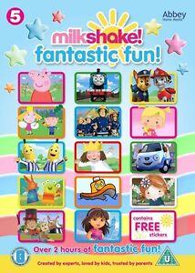 Milkshake!: Fantastic Fun [DVD]