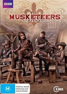 The Musketeers - Series 2 : NEW DVD