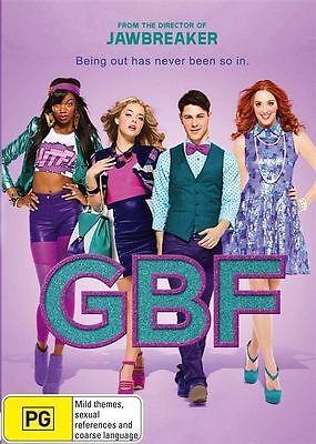 G.B.F. [GBF] = NEW DVD 2014 NEW RELEASE COMEDY Gay Best Friend R4