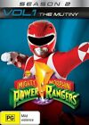 Industrial Mighty Morphin Power Rangers DVDs & Blu-ray Discs