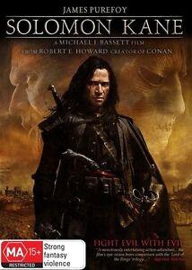 Solomon Kane ( DVD )