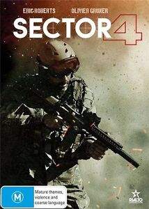 Sector 4 - Extraction : NEW DVD