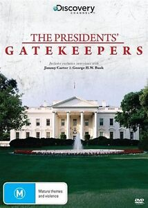 The President's Gatekeepers (DVD, 2014) - New & FREE POSTAGE