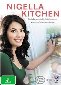 Nigella Kitchen - DVD Region 4 (NEW & SEALED)