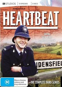Heartbeat - Series 3 : NEW DVD