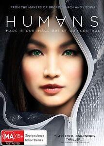Humans Season 1 : NEW DVD