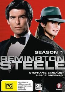 Remington Steele: Season 1 - Michael Gleason NEW R4 DVD