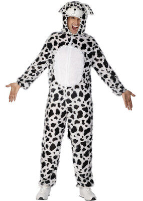 Adult Dalmation Dog Animal Costume