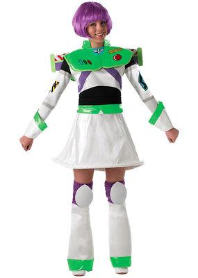 Ladies Miss Buzz Lightyear Costume - Buzz Lightyear Costume Women