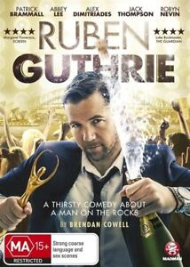 Ruben Guthrie (DVD, 2015) NEW SEALED