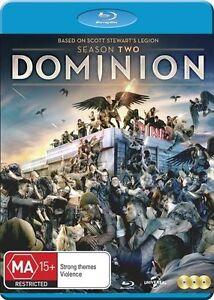 Dominion: Season 2 NEW Blu-Ray