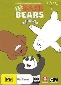 We-Bare-Bears-Season-1-DVD-NEW-Region-4-Australia
