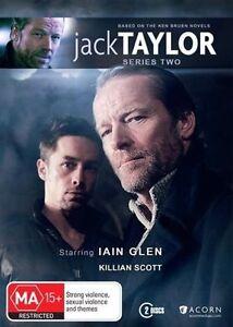 Jack Taylor : Series 2 (DVD, 2014, 2-Disc Set) New & Sealed