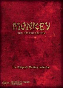 Monkey Complete DVD Box Set 16-Disc Set