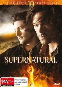 Supernatural-Season-10-DVD-2015-6-Disc-Set