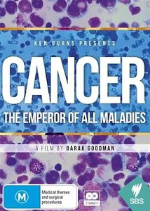 Cancer - The Emperor of all Maladies NEW R4 DVD