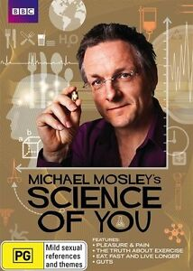 Michael Mosley's Science of You   DVD R4