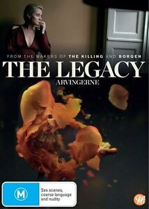 The Legacy: Series 1   *Danish with English Subtitles* (DVD, 2014, 4-Disc Set)