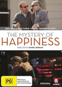 The Mystery of Happiness  - DVD - NEW Region 4 brand new sealed!
