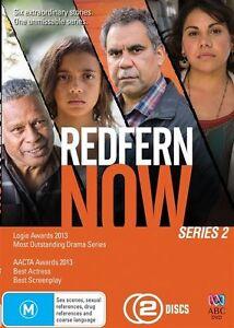 Redfern Now Series SEASON 2 : NEW DVD