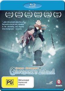 Giovanni's Island NEW B Region Blu Ray