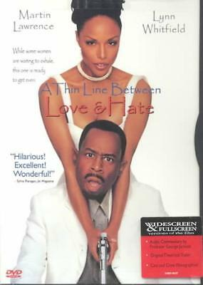A THIN LINE BETWEEN LOVE AND HATE USED - VERY GOOD DVD