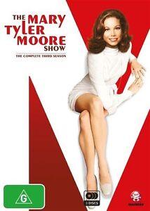 The Mary Tyler Moore Show : Season 3 (DVD, 2015, 3-Disc Set) New Region 4
