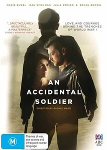 An Accidental Soldier (DVD, 2014) - New/Sealed