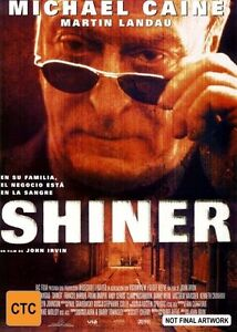 Shiner (2001) Michael Caine - NEW DVD - Region 4