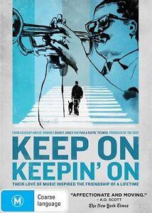 Keep on Keepin' on  DVD R4