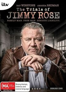 The Trials Of Jimmy Rose : Series 1 ..REG 4..NEW & SEALED  dvd668