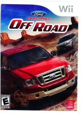 Off Road Racing Games (Ford Racing Off Road Nintendo Wii Tested Wii, Video)