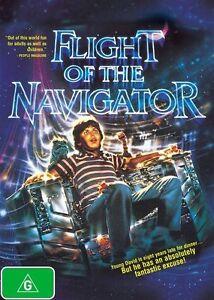 Flight Of The Navigator (1986) Veronica Cartright - NEW DVD - Region 4