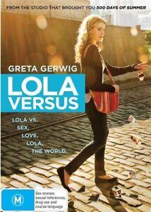 Lola Versus DVD NEW