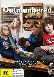 Outnumbered-Series-3-DVD-2011-Brand-New-amp-Sealed-Region-4