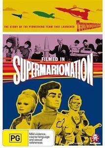 Filmed-in-Supermarionation-DVD-2015-Region-4-Brand-New-amp-Sealed