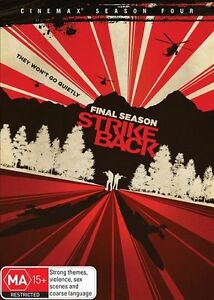 Strike Back : Season 4 (Final Season) : NEW DVD