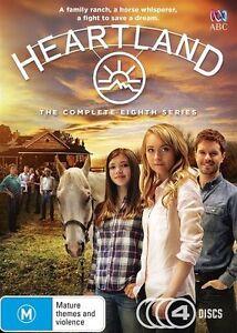Heartland Series : Season 8 : NEW DVD