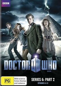 Doctor Who: Series 6 Part 2 DVD R4