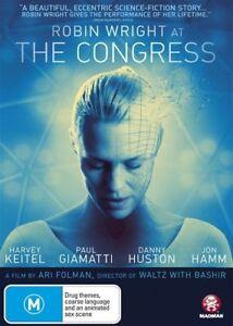 The-Congress-DVD-2015-REGION-4-Brand-new-Free-postage