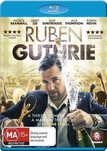 Ruben Guthrie : NEW Blu-Ray