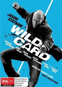 Wild Card DVD NEW