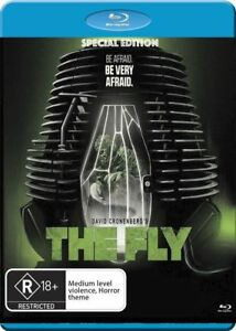 The Fly (Blu-ray, Special Edition) BRAND NEW SEALED