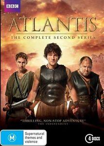 Atlantis - Series 2 : NEW DVD
