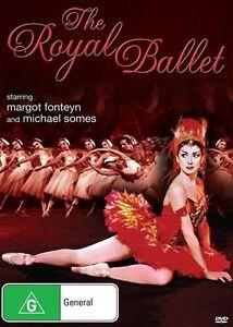 The Royal Ballet (DVD, 2015) BRAND NEW SEALED