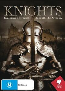 KNIGHTS : EXPLORING THE TRUTH BENEATH THE ARMOUR (DVD, All, Free Postage)
