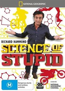 The National Geographic - Science Of Stupid (DVD, 2015, 2-Disc Set)