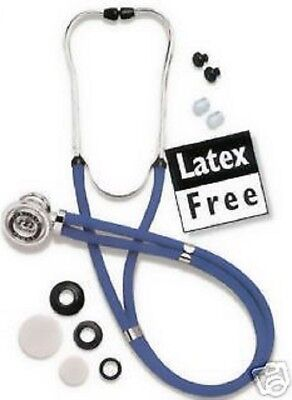 New In Box Blue Sprague Rappaport Stethoscope